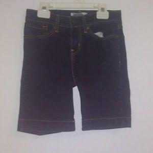 Signature Levi Strauss jean shorts